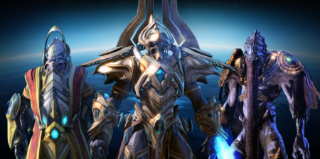 Игра StarCraft II: Legacy of the Void представлена на BlizzCon 2014