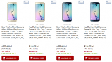 Samsung Galaxy S6 Edge+, Huawei Watch, Apple iPhone 6C и HTC One M9 с процессором MediaTek