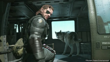 Обзор игры Metal Gear Solid V: The Phantom Pain